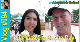 Our Visakha Bucha Day