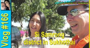 Si Samrong district in Sukhothai