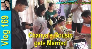 Chanya's Cousin gets Married