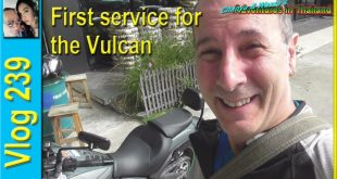 First service for the Vulcan