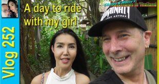 A day to ride with my girl (วันที่จะนั่งกับผู้หญิงของฉัน)