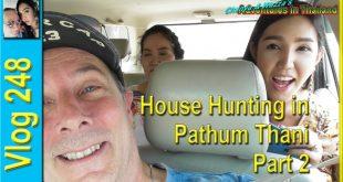 House Hunting in Pathum Thani – Part 2 (บ้านล่าสัตว์ในปทุมธานี)