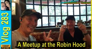 A Meetup at the Robin Hood (การประชุมที่ Robin Hood)