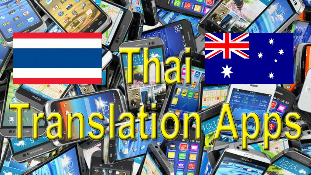 Thai Translation Apps