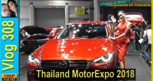 Thailand Motor Expo 2018
