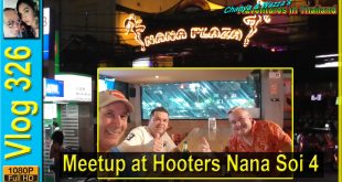 Meet-up at Hooters Nana Soi 4