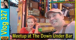 Meetup at The Down Under Bar