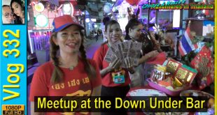 Meetup with Psycho at the Down Under Bar
