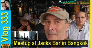 Meetup at Jacks Bar in Bangkok
