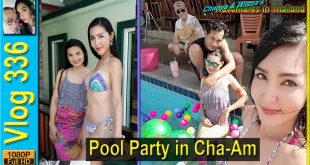 Pool Party in Cha-Am
