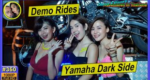 Yamaha Dark Side Demo Test Rides