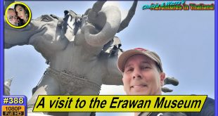 A visit to the Erawan Museum