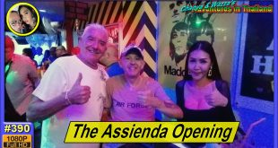 Pattaya road trip  – The Assienda Opening!