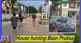 House hunting in Baan Pruksa 48