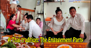 A Thai tradition: The Engagement Party