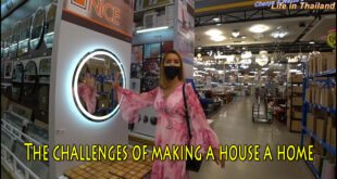 The challenges of making a house a home