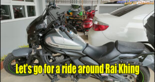 Let's go for a ride around Rai Khing